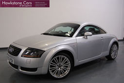 AUDI TT 1.8 T QUATTRO 2DR [225] + XENONS + LOW MILEAGE, 2 Doors, Manual, Coupe, Petrol, 2002 02 Reg,
