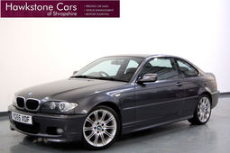 BMW 3 SERIES 320 Cd Sport 2dr 2.0 + BLUETOOTH + HEATED SEATS + FSH, Manual, Coupe, Diesel, 2005 55 reg,
