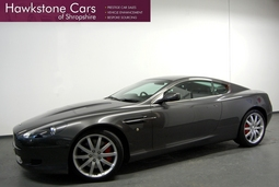 Aston Martin DB9 5.9 V12 Seq 2dr, 2005 (54 reg), Coupe