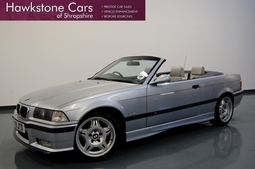 BMW M3 M3 EVOLUTION 2DR + FULL BMW HISTORY + HARDTOP, 2 Doors, Manual, Convertible, Petrol, 1997