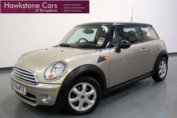 MINI COOPER 1.6 COOPER D 3DR + PEPPER PACK, 3 Doors, Manual, Hatchback, Diesel, 2008 58 Reg
