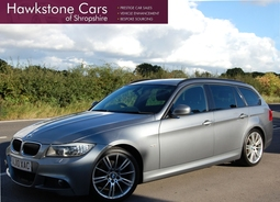 BMW 3 Series 2.0TD 320d M Sport Business Edition Touring 5dr, 2010 (10 reg), Estate