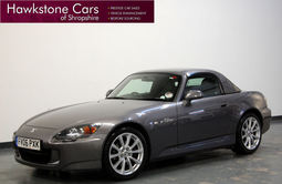 Honda S2000 2.0i GT 2Dr + HARD TOP + LOW MILEAGE, Manual, Convertible, Petrol, 2006 06 Reg,
