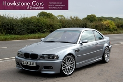 BMW 3.2 M3 Sequential 2dr, 2004 (54 reg), Coupe