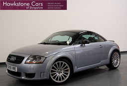 Audi TT 1.8 T Quattro Sport 240 Special Edition 2dr + EXCEPTIONAL CONDITION + XENONS, Manual Coupe, Petrol, 2005 55 Reg,