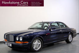 Bentley Continental R + RARE + LOW MILEAGE + CLASSIC, Auto, Coupe, Petrol, 1996.