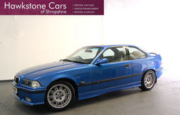 BMW M3 Evolution 2dr 3.2, 1997 (P reg), Coupe