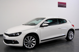 VOLKSWAGEN SCIROCCO 2.0 TDI GT 3DR + FACTORY BLUETOOTH, 3 Doors, Manual, Coupe, Diesel, 2009