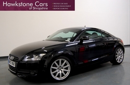 AUDI TT 2.0T FSI 2DR + XENONS + BLUETOOTH + ELEC SEATS, 2 Doors, Manual, Coupe, Petrol, 2007