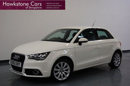 Audi A1 1.6 TDI Sport 5dr + £0 ROAD TAX + BLUETOOTH, Manual, Hatchback, Diesel, 2012 12 Reg,