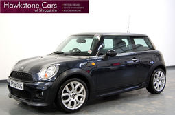 Mini Cooper 1.6 3Dr + FULL MINI SERVICE HISTORY + JCW AERO BODY KIT + BLUETOOTH + MORE, 6 Speed Manual, Hatchback, Petrol, 2008 08 Reg,
