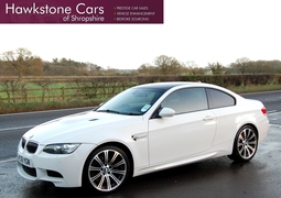 BMW M3 4.0 V8 2dr, 2008 (58 reg), Coupe