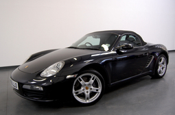PORSCHE Boxster 2.7, 2 Doors, Manual, Convertible, Petrol, 2005 55 Reg