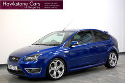 Ford Focus 2.5 ST-2 + FSH + LOW MILEAGE + XENONS, Hatchback, Manual, Petrol, 2007 07 Reg,