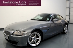 BMW Z4 3.0SI SPORT 2DR + XENONS + NAV + SENSORS + CRUISE, Manual, Coupe, Petrol, 2008