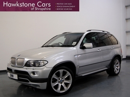 BMW X5 4.8is, 5 Doors, Automatic, Estate, Petrol, 2004, 54 Reg