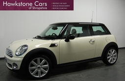 MINI Hatch Cooper 1.6 Cooper 3dr, 2010 (10 reg), Hatchback