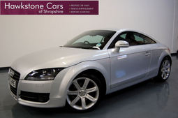 AUDI TT 2.0T FSI, 2 Doors + Factory upgraded 18