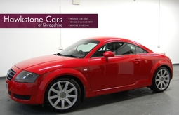 Audi TT 1.8 T quattro 3dr 4WD, 2004 (04 reg), Coupe, FSH, BOSE, Full Leather