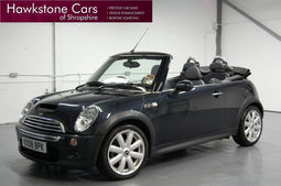 Mini 1.6 Cooper S 2Dr + FSH + HEATED SEATS + XENONS + 17