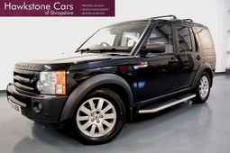 LAND ROVER DISCOVERY 2.7 TD V6 SE 5DR AUTO + NAV + BLUETOOTH, 5 Doors, Automatic, Station Wagon, Diesel, 2006 56 Reg