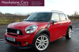 MINI Countryman 1.6 Cooper S (Chili pack) ALL4 5dr, 2012 (12 reg), Hatchback