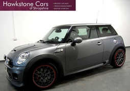 MINI Hatch Cooper 1.6 John Cooper Works 3dr, 2009 (59 reg), Hatchback