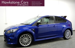 Ford Focus 2.5 RS 3dr, 2010 (10 reg), Hatchback