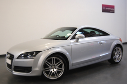 AUDI TT 2.0T FSI, 2 Doors, Manual, Coupe, Petrol, 2008