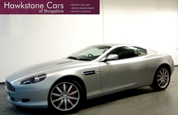 Aston Martin DB9 5.9 Seq 2dr, 2007 (07 reg), Coupe