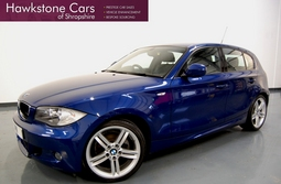 BMW 118d M Sport, 5 Doors, Manual, Hatchback, Diesel, 2009 59 Reg