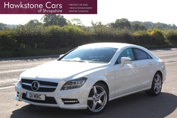 Mercedes-Benz CLS 3.0 CLS350d CDI BlueEFFICIENCY AMG Sport 7G-Tronic Plus 4d, 2012 (62 reg), Coupe