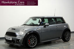 Mini Cooper 1.6 John Cooper Works + FULL MINI SERVICE HISTORY + MINI WARRANTY, Manual, Hatchback, Petrol, 2009 59 Reg,