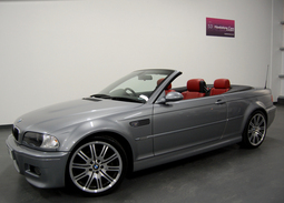 BMW M3 SMG Convertible, Coupe, Petrol, 2006