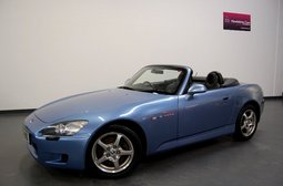 HONDA S2000 2.0I GT + HARDTOP, 2 Doors, Manual, Convertible
