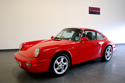 PORSCHE 911 964 C2, 2 Doors, Manual, Coupe, Petrol, 1990 G Reg,