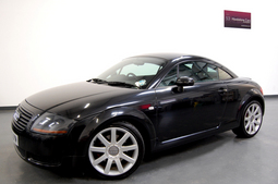 AUDI TT 1.8 T Quattro 180, Manual, Coupe, Petrol, 2002