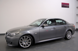 BMW 5 SERIES 530D M SPORT 4DR STEP AUTO 2007