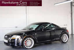 Audi TT 1.8 T Quattro Sport [240] + LOW MILEAGE + RECARO BUCKET SEATS + BOSE, Manual, Coupe, Petrol, 2005 05 reg,