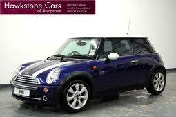 Mini 1.6 Cooper + LOW MILEAGE + HALF LEATHER, Manual, Hatchback, Petrol, 2005 05 Reg,